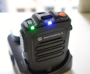 Motorola Wireless Speaker Microphone