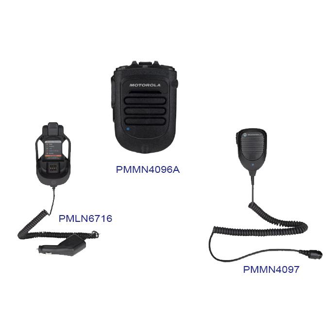 Wireless Speaker Mic MDRLN6551A