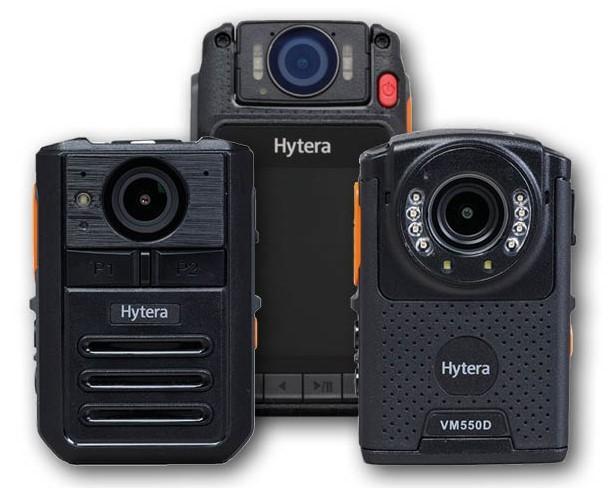 Hytera Bodycams