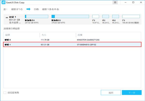 最佳WD硬碟壞軌修復工具 - EaseUS