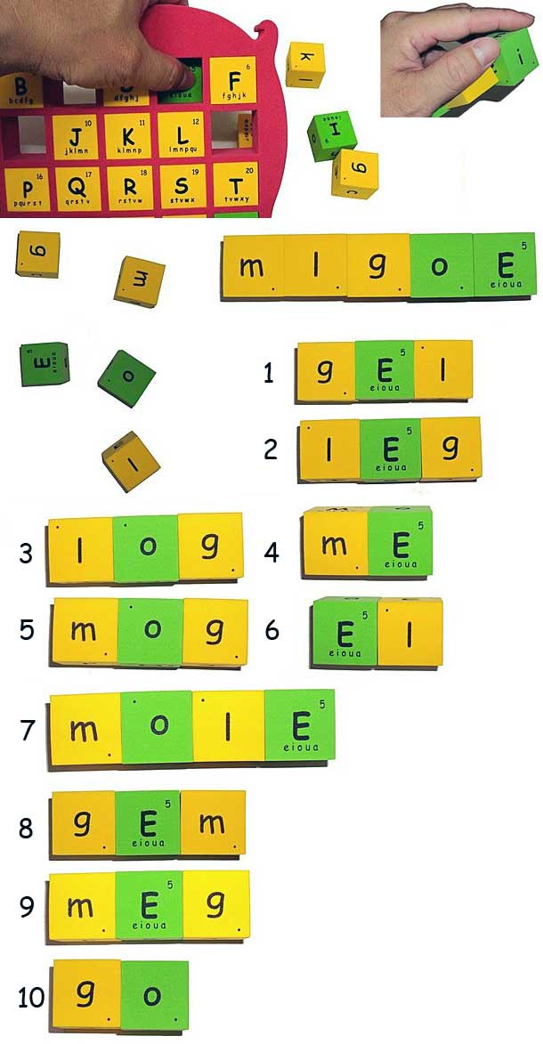 字母 拼單字 spelling wordsenglish