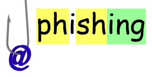 phishing 網路釣魚 ph sh ing