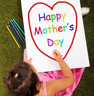 母親節快樂 happy mothers day