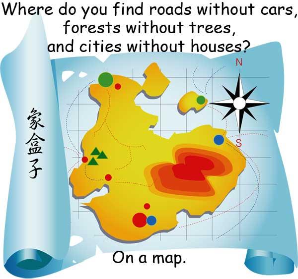 map 地圖
