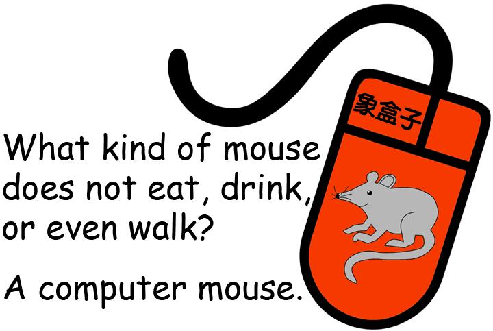computer mouse 老鼠 滑鼠
