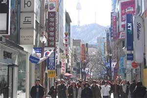 出境遊·韓國旅遊攻略 - 到韓國首爾購物去 - 美景旅遊網