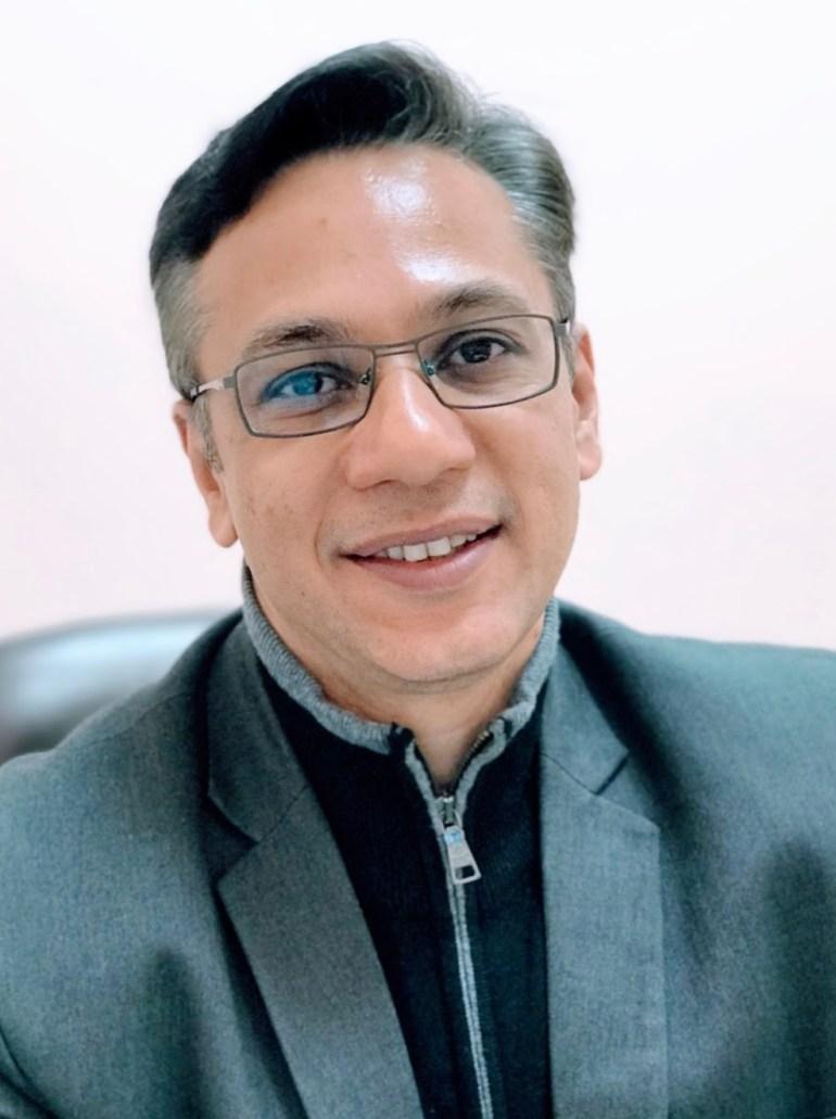 Dr. Tapesh Sharma