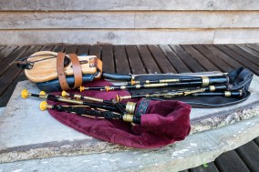 Northumbrian Small Pipes
