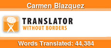 English to Spanish volunteer translator