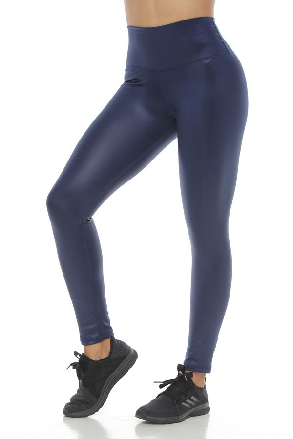 Chintzado Deep Blue Legging