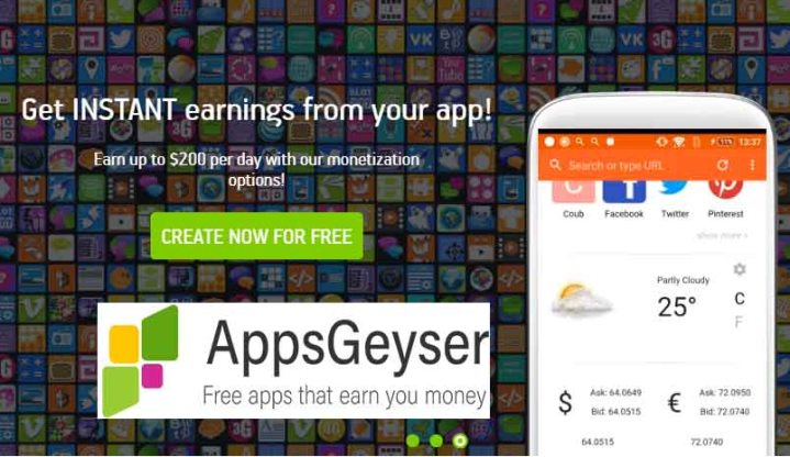 How To Create your own App Without Coding