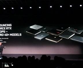 Nvidia laptopgpu announcement