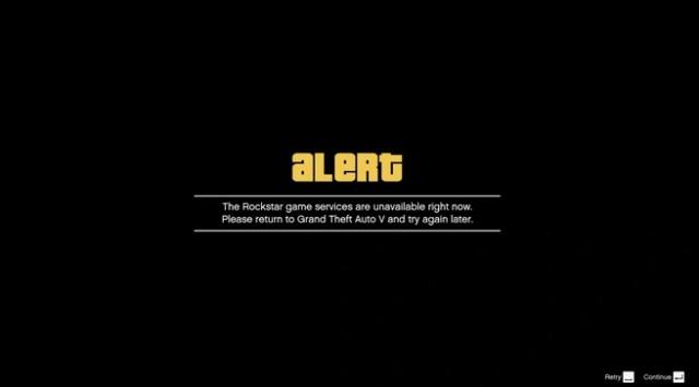 GTA V problemen