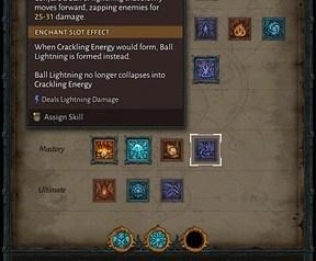 Diablo IV enchantments
