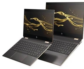 HP Specter x360 13 and 15