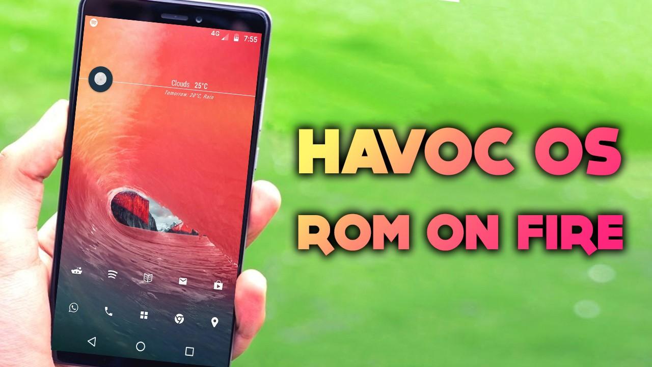 Download Havoc OS Android – TweakGuy