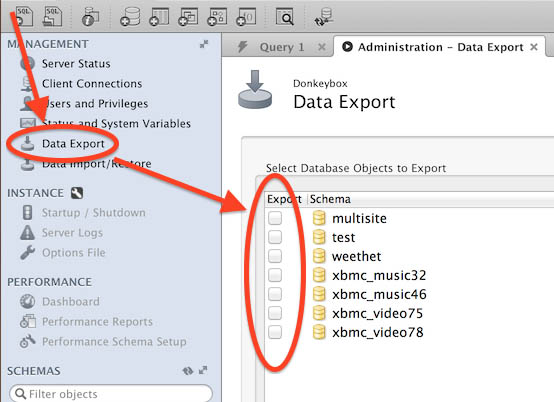 MySQL Export And Import Data: How To