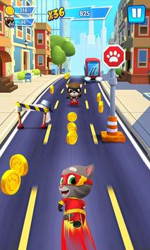 Talking Tom Hero Dash screenshot 1