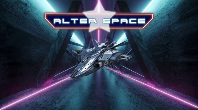 Alter Space poster