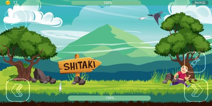 Goat and penguin simulator. New funny game. poster