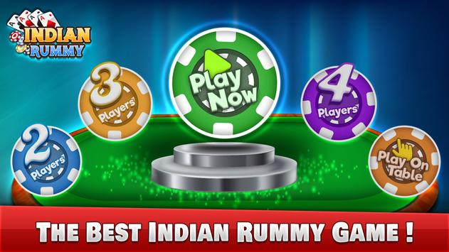 Indian Rummy poster