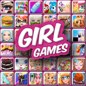 Frippa Games for Girls icon