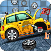 Modern Car Mechanic Offline Games 2020: Car Games icon