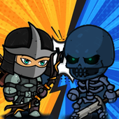 ⚔ Elves vs Undead Strategy Fortress Defense ⚔ icon