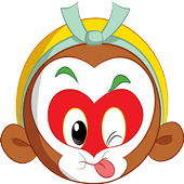 Cut the Rope:Take Peach to WuKong icon