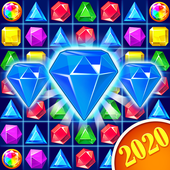 Jewel Crush™ - Jewels & Gems Match 3 Legend icon