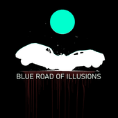 BLUE ROAD OF ILLUSIONS 2d horror icon