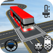 Impossible Bus Stunt Driving Game: Bus Stunt 3D icon