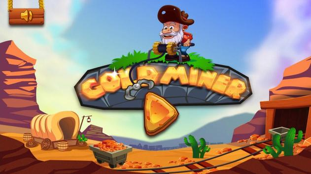 Gold Miner Plus - New UI HD 2020 poster