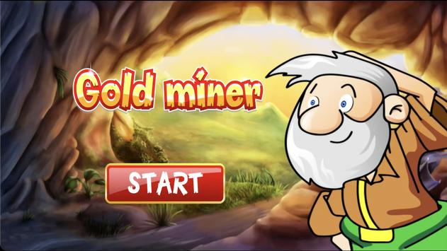 Gold Miner Classic Plus - Bearded New Miner poster