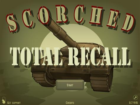 Scorched: Total Recall poster