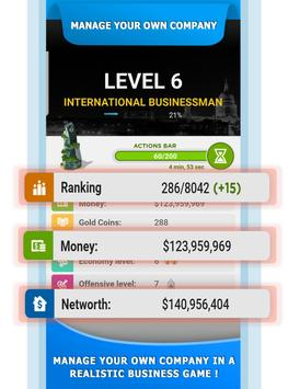 Business Tycoon - Company Management poster