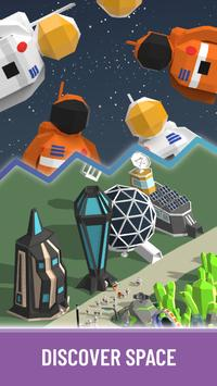 Space Colony poster