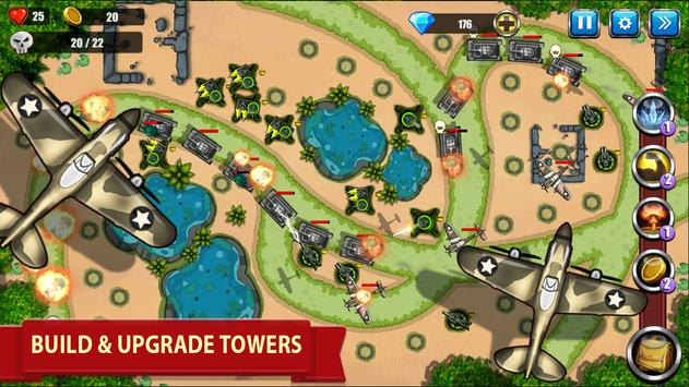 Tower Defense - War Strategy Game poster