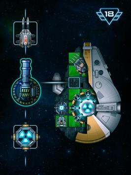 Space Arena: Build a spaceship & fight poster