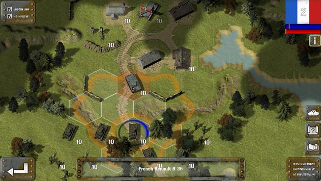 Tank Battle: Blitzkrieg screenshot 1