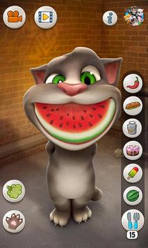 Talking Tom Cat screenshot 1
