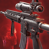 Last of Zombie: Real Survival Shooter 3D icon