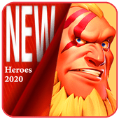 New final top heroes charge offline game icon