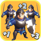 3v3: Endless War Idle icon