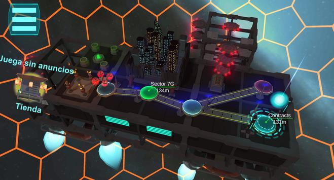 Space Stealth Command screenshot 1