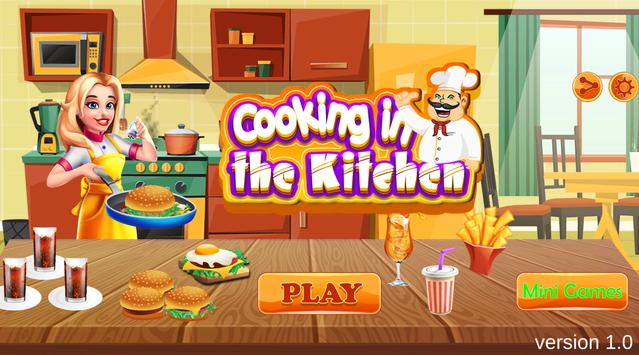 Cooking In The Kitchen screenshot 1
