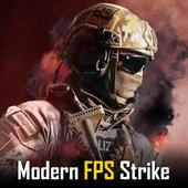 Modern FPS Strike - New Counter Attack Gun Shooter icon