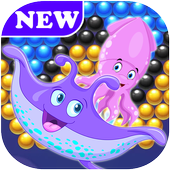 Bubble Ocean icon