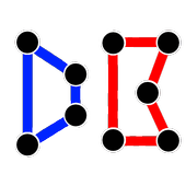 Dots & Boxes - Local Multiplayer + Bluetooth/WLAN icon