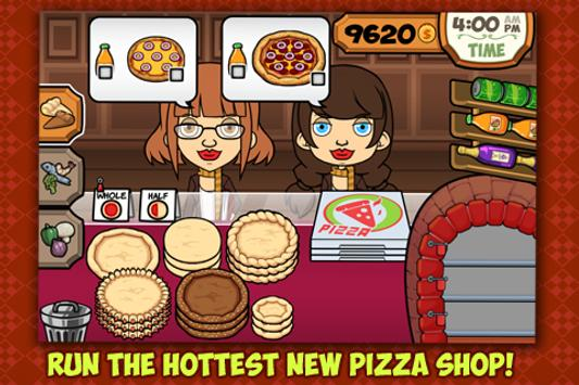 My Pizza Shop - Italian Pizzeria Management Game poster